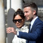 David Beckham sponsort verlieslatend modelabel van Victoria Beckham