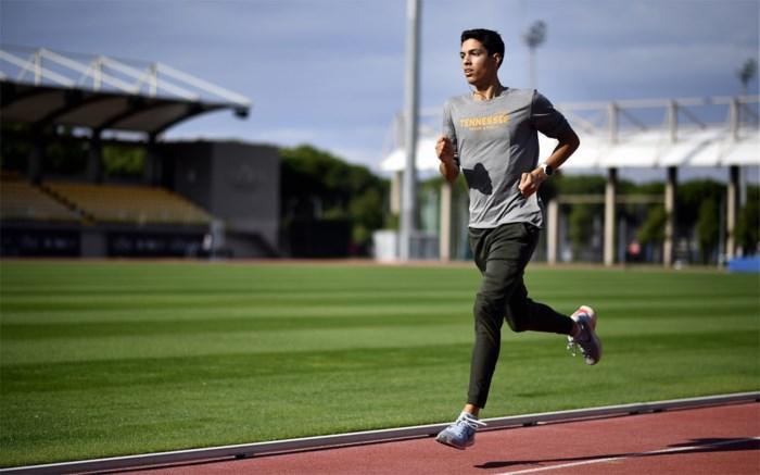 """Jonathan Sacoor (20) voor eerste Olympische Spelen: """"Natuurlijk ga ik overdonderd zijn in Tokio, wie niet?"""""""