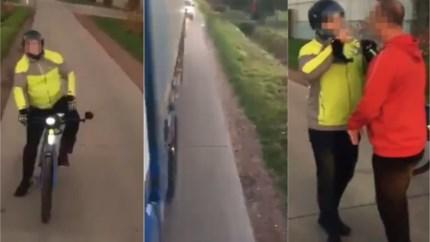 """Kafkaiaanse verkeersdiscussie in Merksplas: """"De man met de speed pedelec is compleet mis"""""""