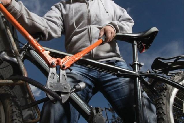 Gekende fietsendief wordt op heterdaad betrapt aan de Meir