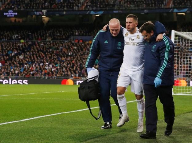De bondscoach suggereerde iets anders, maar Eden Hazard antwoordde wel degelijk op berichtje Meunier na blessure