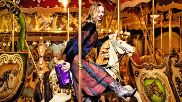 """Met Lauren Versnick naar de Efteling: """"Ik ben dol op sprookjes"""""""