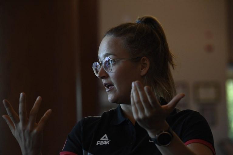 """Emma Plasschaert wil volgende zomer in de olympische voetsporen treden van Evi Van Acker: """"Zij heeft bewezen dat het kan"""""""