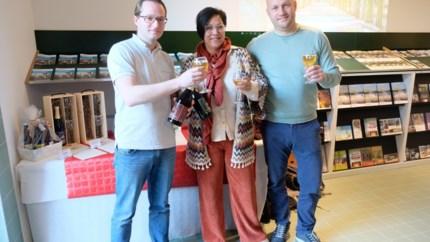 """Nieuwe gin op basis van bier en een bier gerijpt op whiskyvaten: """"Wij willen Brasschaat op de bierkaart zetten"""""""