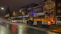 Tijdlang hinder op tramlijnen 2, 3 en 6 door defecte stroomafnemer
