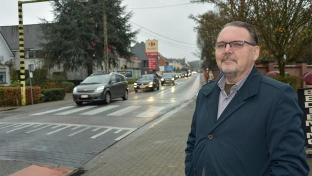 """Heraanleg van Sint-Amandsesteenweg in ontwerpfase: """"Start werken nog niet voor meteen"""""""