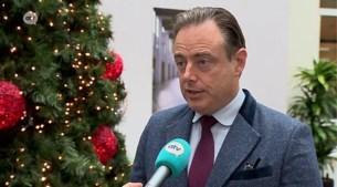 """De Wever over Winter in Antwerpen: """"Ik open de skipiste, ben er niet gerust op"""""""