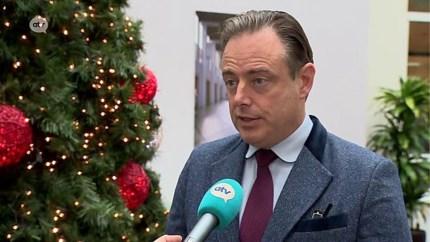 """Bart De Wever over Winter in Antwerpen: """"Ik open de skipiste, ben er niet gerust op"""""""