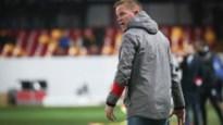 """Vrancken overweegt basisplaats voor zijn topschutter tegen KV Kortrijk: """"Togui heeft punten gescoord op Antwerp"""""""
