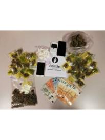 Politie vat drugsdealer na achtervolging te voet