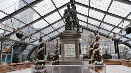 Startschot voor Winter in Antwerpen: kerstmarkt, ijspiste, optredens en magisch winterbos in hartje stad