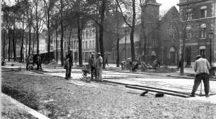 """Tanguy Ottomer gidst op heraangelegde Noorderleien: """"Krantenkiosken stonden midden op de boulevard"""""""