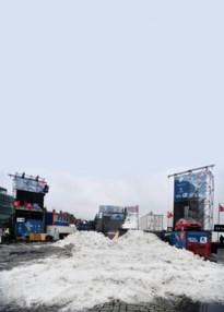 Sneeuw, ledlichtjes en escaperoom op Winter in Antwerpen