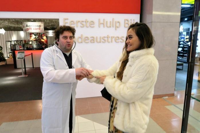 Shoppingcenter zet 'urgentieteam' in voor bezoekers met cadeaustress