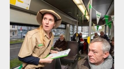 """Op tramsafari met Noorderlijn: """"Geen oogcontact met de Antwerpenaars maken, voederen is strikt verboden"""""""