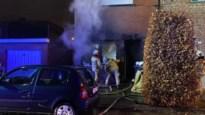 Brand vernielt gelijkvloerse verdieping volledig