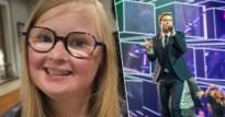 Prachtig moment tijdens concert Niels Destadsbader: Maud van 'Down The Road' mag dansen met haar droomprins