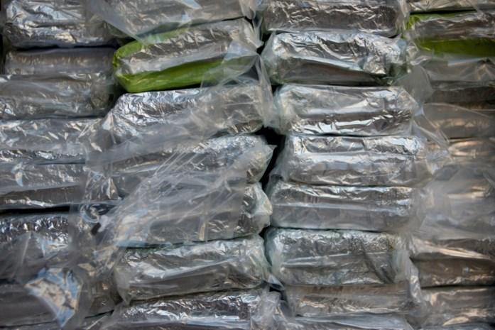 Braziliaanse douane onderschept 770 kilo cocaïne op weg naar Antwerpen