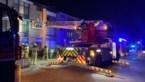 Bewoners naar ziekenhuis na brand