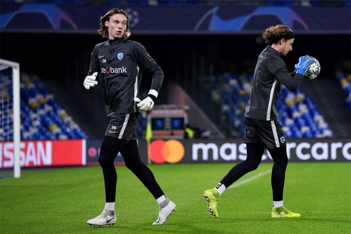 Maarten Vandevoordt (17) kan jongste debutant in Champions League worden