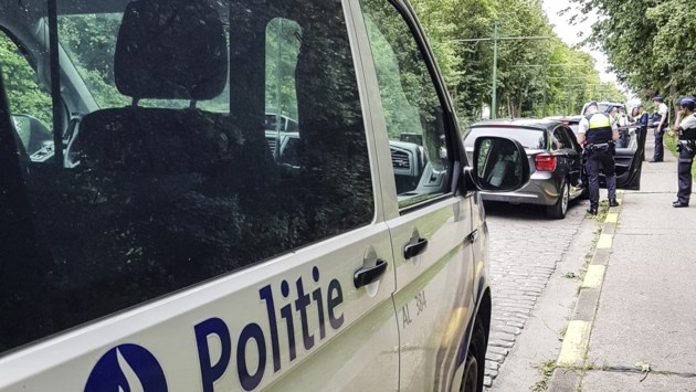 Tien wagens van roekeloze chauffeurs in beslag genomen in Antwerpen