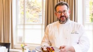 Lamsrack: het signatuurgerecht van Frederic Chabbert, chef in restaurant Dôme