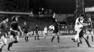 "In 1976 was Club Brugge te sterk voor het grote Real Madrid: ""Geef mij die Lambert, dan winnen we met drie doelpunten verschil"""