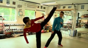 Wilrijkse taekwondoka Jaouad Achab nu al zeker van Olympische Spelen