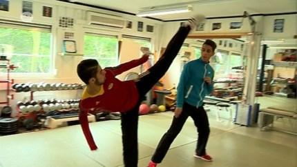 Wilrijkse taekwondoka Jaouad Achab nu al zeker van Olympische Spelen 2020