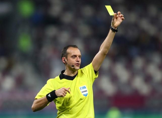 Zeven Belgische refs mogen in 2020 internationale duels fluiten