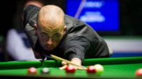 Luca Brecel strandt al in eerste ronde Scottish Open snooker