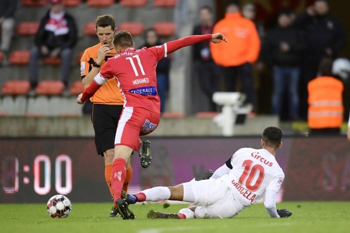 Standard zonder Carcela tegen Antwerp in kwartfinale Croky Cup, ook Mpoku riskeert schorsing