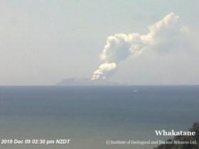 Minstens vijf doden na uitbarsting van vulkaan in Nieuw-Zeeland, nog tientallen toeristen vermist