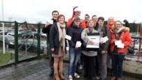 """CD&V voert actie aan station Noorderkempen: """"Betalend parkeren? Maak de parking gewoon groter"""""""