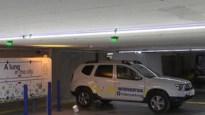 Propere lucht in ondergrondse parking? Het kan in parking Rooseveltplaats