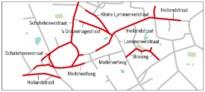 Nieuwe riolering en snelheidsverlagende maatregelen voor zes straten