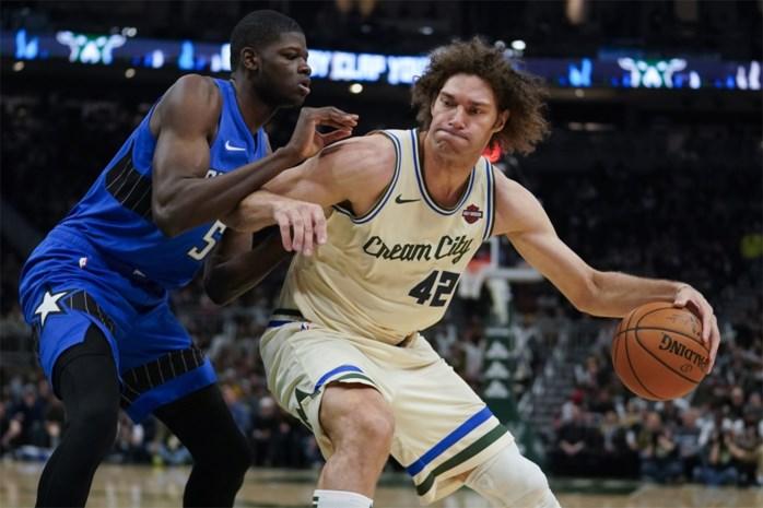 NBA. Milwaukee Bucks pakt vijftiende zege op rij