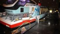 Steiger op Linkeroever weer in gebruik, waterbus wordt nog hersteld