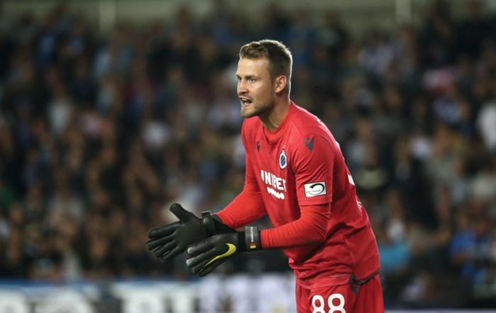 """Simon Mignolet wil lat hoger leggen voor Club Brugge: """"Onze volgende stap? Dóórstoten in de Champions League"""""""