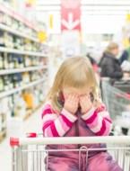 Moeder deelt geniaal trucje om je kind te sussen tijdens het winkelen