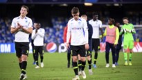 Europese exit in mineur: kansloos Racing Genk gaat kopje onder tegen Napoli na rampzalige voetbalavond