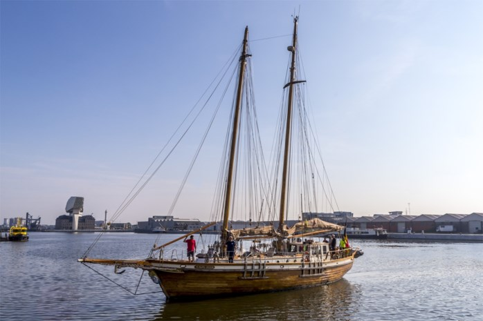 """Inzet voor jongeren levert grote onderscheiding op voor Tall Ship Rupel: """"Ouders krijgen een ander kind terug"""""""