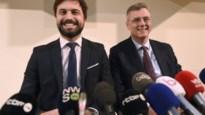"""Informateurs Coens en Bouchez: """"We zijn optimistisch"""""""