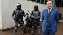 """ERT-M is nieuw paradepaardje van politie: """"Agenten zijn snel en wendbaar op de motor"""""""