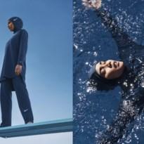 Nike komt voor het eerst met hijab-badpak