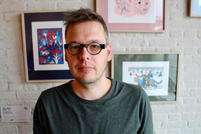 """Graficus verkoopt (h)artistieke collectie zeefdrukken voor dementie: """"In dit project leeft mijn mama verder"""""""