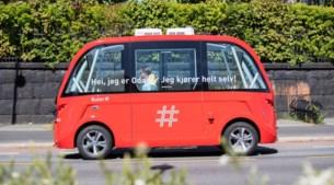 Oslo heeft al begrepen dat bussen zonder chauffeur veiliger zijn, binnenkort volgen Antwerpen en Mechelen