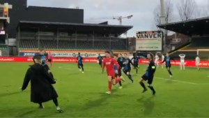 VIDEO. U19 Club Brugge stoot door in Youth League na kopbalgoal van doelman