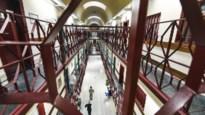 Gevangenissen kreunen onder overbevolking