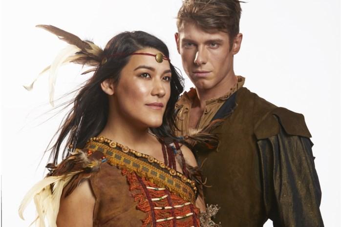 James Cooke kiest voor 'The Voice'-finaliste als hoofdrol in musical 'Pocahontas'
